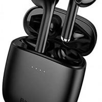 Baseus Безжични слушалки Encok W04 Black
