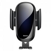 Baseus Стойка за телефон Future Gravity Car Mount Black