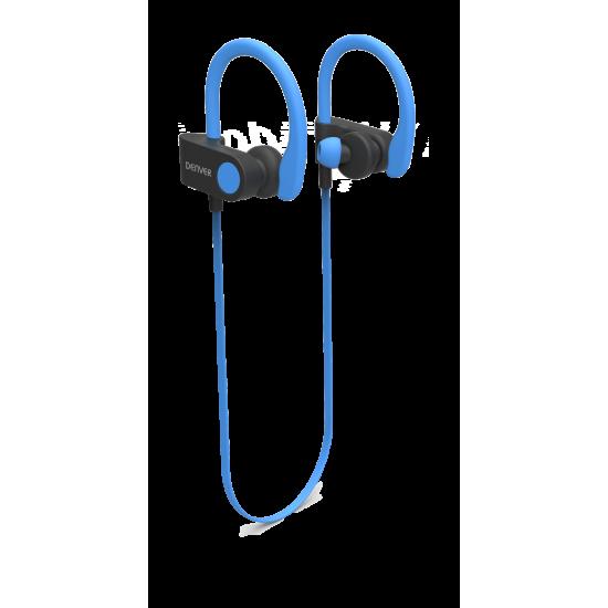 Denver Слушалки с микрофон BTE-110 Сини