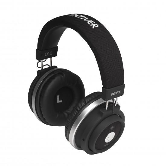 Denver Слушалки с микрофон BTH-250 Черни