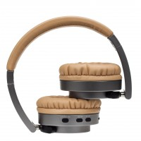 Denver Слушалки с микрофон BTN-206 Sand