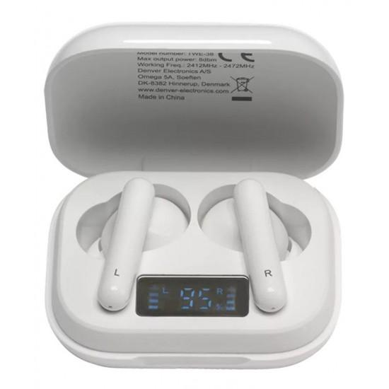 Denver Безжични слушалки TWE-38