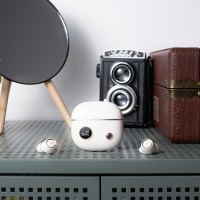 Edifier Безжични слушалки TWS Uni-Buds White