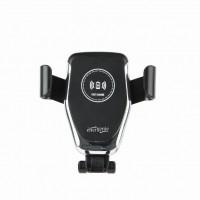 Gembird Стойка за телефон с безжично зареждане 10W EG-TA-CHAV-QI10-01
