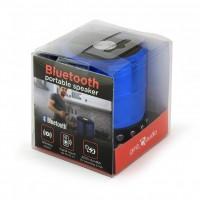 Gembird Портативен говорител с Bluetooth Blue