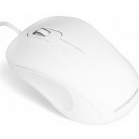 MODECOM Компютърна мишка MC-M10 White