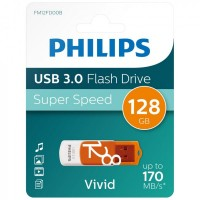 Philips USB 2.0 128GB Vivid Edition