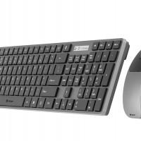 TRACER Клавиатура+мишка SET RF NANO USB