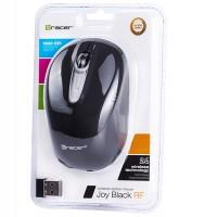 Tracer безжична мишка Joy Черна