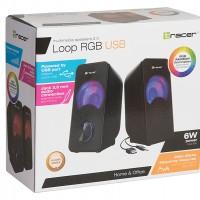 Tracer колонки LOOP 2.0 RGB USB