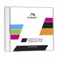 Tracer почистващ диск CD/DVD