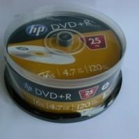 DVD+R HP ( Hewlett Packard ) 4.7Gb./16X ( ш-л 25 )