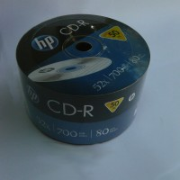 CD-R HP ( Hewlett Packard )80min./700mb.( цел. 50 )
