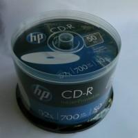 CD-R HP ( Hewlett Packard ) PRINTABLE80min./700mb.( ш-л 50 )