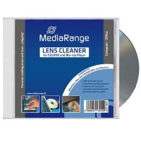 MediaRange Cleaning CD with antistatic brush for CD/DVD Player