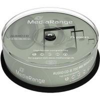 CD-R MediaRange for DIGITAL AUDIO 80min. ( spindle 25 )