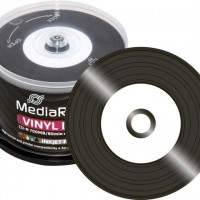 CD-R MediaRange Vinyl PRINTABLE 80min./ 700Mb. ( spindle 50 )
