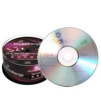 CD-R MediaRange 80min./ 700Mb. ( spindle 50 )