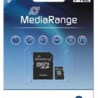 MediaRange Micro SDHC Card 8GB ( Class 4 )