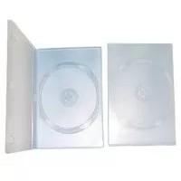DVD Box ( Прозрачен-мат ) 14 mm