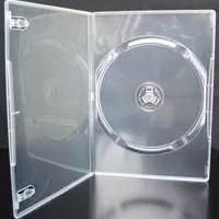 DVD Box ( Прозрачен-мат ) Super Slim 7 mm