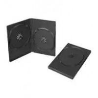 DVD Box ( Черен ) Двойни 14 mm
