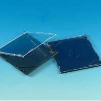 CD Slim Box ( Черен ) 5.2 mm