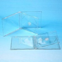 CD Box Двоен ( Прозрачен ) 10 mm