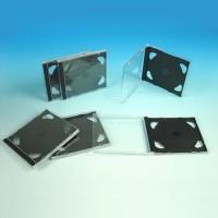 CD Box Двоен ( Черен ) 10 mm