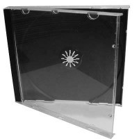 CD Box ( Черен ) 10 mm