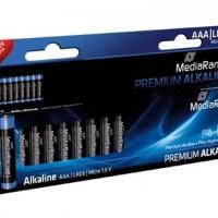 MediaRange Premium Alkaline AAA/LR03/ 1.5V Pack10