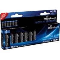 MediaRange Premium Alkaline AA/LR6/ 1.5V Pack10