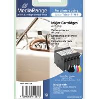 MediaRange MRET 128 ( Epson )  for use with: Stylus Office BX305F,BX320FW, BX525WD, Stylus SX125, SX420W, SX425W, SX525WD, S22