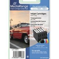 MediaRange MRET 61 ( Epson )  for use with:Stylus D 68PE, 88PE, D88Plus, DX3800, 3850, 3850Plus, 4200, 4250, 4800, 4850, 4850Plus