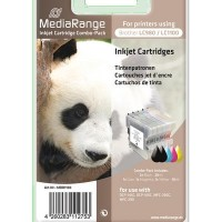 MediaRange MRB 1100 ( Brother )  Compatible with the following printer models: DCP-145C, DCP-165C, MFC-290C, MFC-290