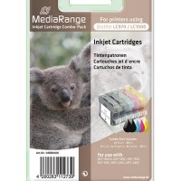 MediaRange MRB 1000 ( Brother )  Compatible with the following printer models: DCP-105CN, DCP-135C, DCP-150C, DCP-153C, MFC-235C, MFC-260C