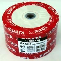 CD-R RIDATAPRINTABLE80min./700mb. ( bulk 50 pcs )