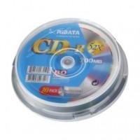 CD-R RIDATA 80min./700mb. ( spindle 10 pcs )