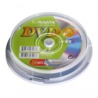 DVD-R RIDATA 4.7Gb./16X ( spindle 10 pcs )