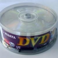 DVD-R RIDATA 4.7Gb./16X ( spindle 25 pcs )
